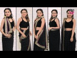 How To Drape Your Saree Pallu In Different Ways - POPxo