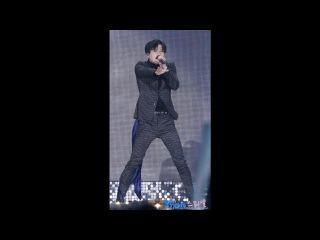 161118 샤이니 태민 직캠 SHINee Tamin fancam - tell me what to do [경주 뮤직뱅크] by Spinel