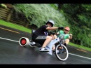 Drift Trikes Whangarei - DHM Drift Demo - Team Oversteer Red Bull TGP Test Day