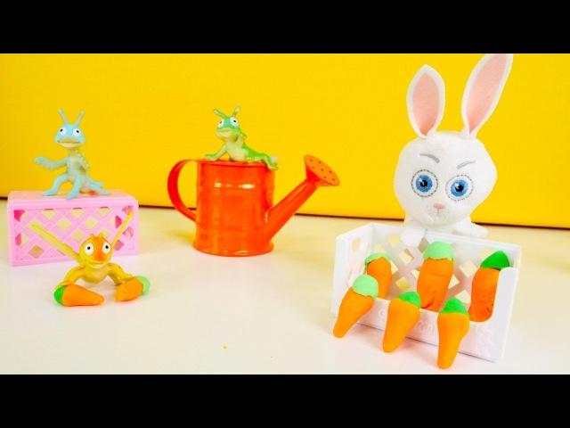 Tavşancık tarlası MAHVEDEN KİM? Okul öncesi doğa etkinlikleri 🐰🥕 Sebze Meyve bahçesi oyunları