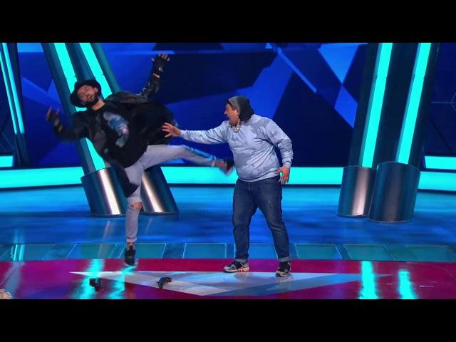 Comedy Баттл: Дуэт Лена Кука - Наиль Калашников охотник на ведьм