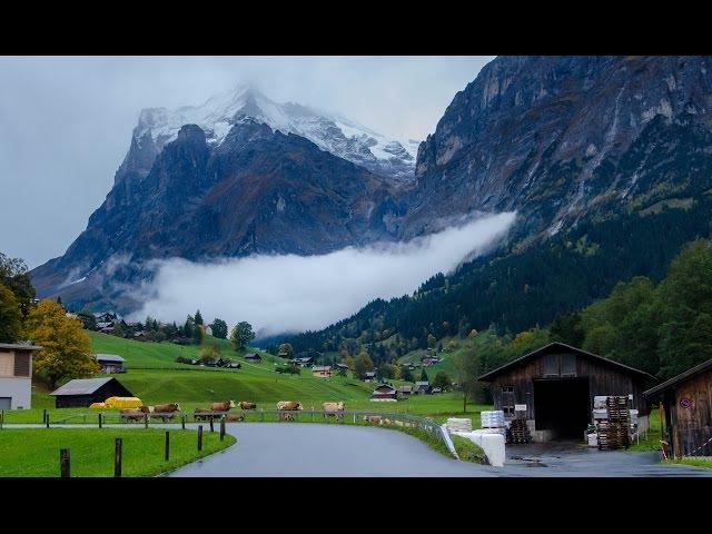 Golden Pass Train Route [Zweisimmen to Montreux] Switzerland