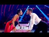Will Young &amp Karen Clifton Tango to 'Lets Dance' - Strictly Come Dancing 2016 Week 1