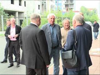 Ярославль посетили Валерий Газзаев и Олег Романцев