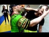 Pananjakman - Silat ( Удары ногами для уличной драки ). Guro Alexander Plaksin