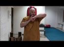 Уроки Панантукан (RAPT) : Гуро А. Плаксин - комплекс ударов локтями