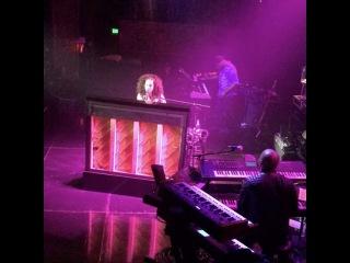 Alicia Keys - Un-Thinkable (@ the Belasco Theater)