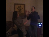 Отец Конора танцует со своей племянницей!