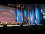 Владимир Павлович  Смирнов и оркестр баянистов имени П.И. Смирнова. БКЗ. 8 апреля 2017