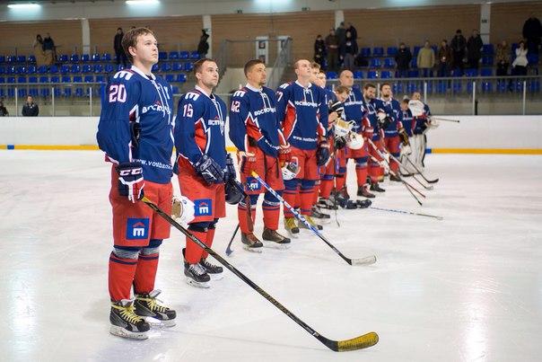 Хоккейный клуб «Восточный» начал сезонВ этом году банк «Восточный» с