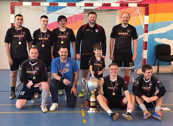 «Восточный» стал победителем кубка по мини-футболу среди кредитно-фина