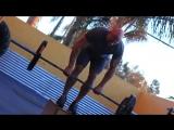 Нереально интенсивная тренировка мышц спины.Гигантский сет для спины от Дениса С