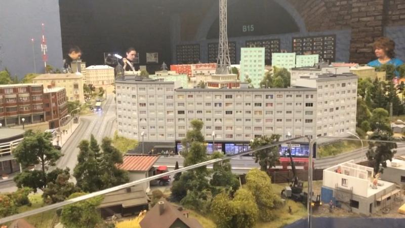 Гранд макет России в Санкт Петербурге