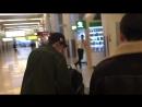 [LQ FANCAM] 170324 Sheremetyevo International Airport @ EXO's Chanyeol