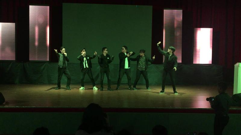 MMDANCE - SDU Awards 2017