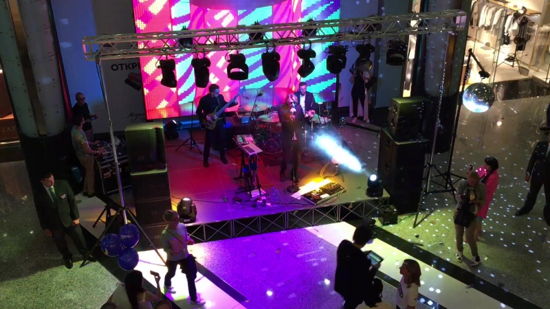 Traingle Sun Live @ Fashion's Night Out 2016