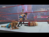 фантастик-четвёрка-10  Марис против Гейл Ким против Ив Торрес против Алиши Фокс - матч за титул див