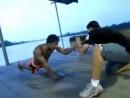 Убийца в тайском боксе Буакав Пор Прамук