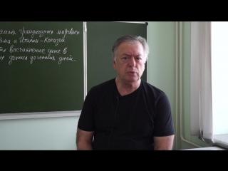 «Стихи к Победе»: А.А. ХОДЖАЕВ – «Баллада о седых»
