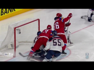 ЧМ-2017. Предварительный этап. Россия - Словакия - 6:0