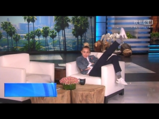 The Ellen DeGeneres Show Full Episode Season 14 2016.09.29 Miley Cyrus Guest Hosts, Sarah Jessica Parker, Idina Menzel