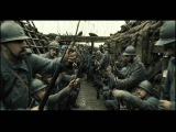 WW1 Going over the Top Part 9 (Movie - A Very Long Engagement) French Attack at Somme