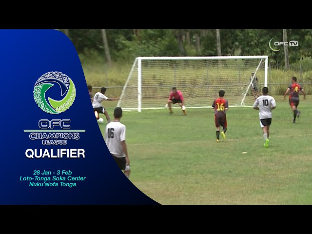 2017 OFC CHAMPIONS LEAGUE QUALIFIER | MD3 - Puaikura FC v Utulei Youth Highlights