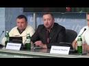 прес конференція на тему Незаконні гральні заклади в Україні