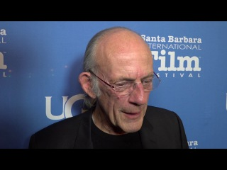 SBIFF 2017 - Christopher Lloyd Interview