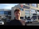 История на автостоянке в аквапарке Ривьера г.Казани