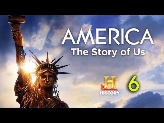 History: Америка: История Соединенных Штатов: Сердце страны / 6 серия