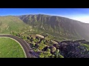 The spirit of La Gomera from the air / Dji Phantom 2