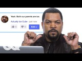 Ice Cube Goes Undercover on Twitter, Instagram, Reddit, and Wikipedia  GQ