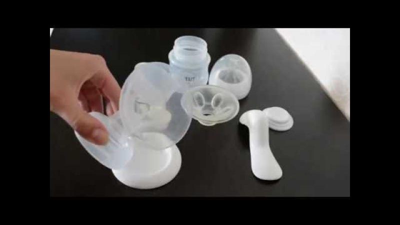 Обзор молокоотсоса Philips Avent