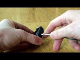 Replacing Ford Mondeo MK4 / Focus / Kuga/ C-Max Key Fob Battery