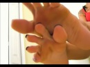 Hypnotic Long Toes - Women with PERFECT FEET