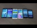 Samsung Galaxy S7 vs. S6 vs. S5 vs. S4 vs. S3 vs. S2 - Benchmark Speed Test!