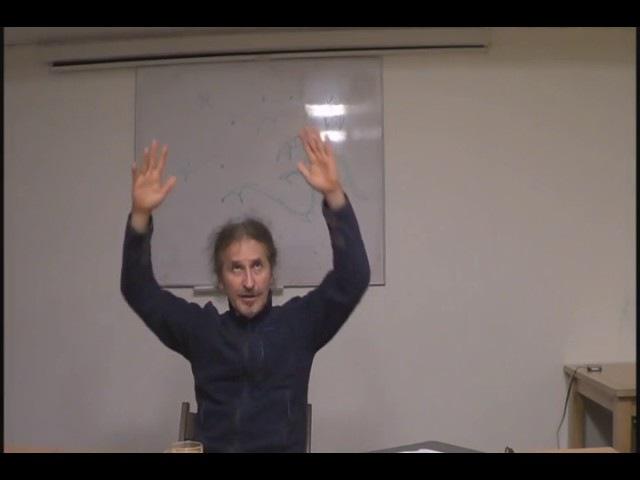 О спиритизме, еде, женщинах и... часть 3, 29.10.16 Философский клуб ПсковГУ в Питере.