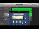Logic Pro X - Sidechain Pumping Effect with an Aux Track Compressor