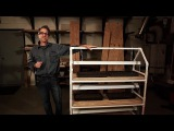 How to Build a Seedling Rack with Spike Carlsen - The Backyard Homestead Book of Building Projects