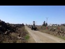 The Syrian army responds to the attack of the militants in Al-Manshiya district in Daraa and