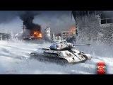 war tander 2 Советских танка
