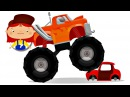 Dessinanimé de Dr McWheelie / Projet secret: SUPER VOITURE / Monstertruck