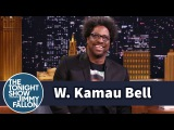 W. Kamau Bell Gets Mistaken for Questlove Everywhere He Goes