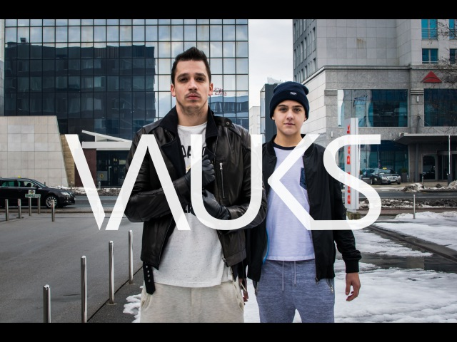 Vauks feat. Nino Lan - Sreča ni stvar (Official Video) prod. by Feelo
