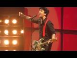 Green Day 2017-01-21 Cracow, Tauron Arena, Poland - Basket Case & She (4K 2160p)
