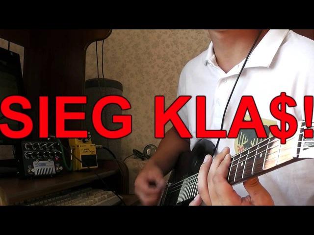 1 Klas - Intro, Sieg Klas [Metall Cover]