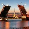 График разводки мостов Санкт-Петербург.