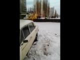 Воронеж. ДТП - не справился с управлением!