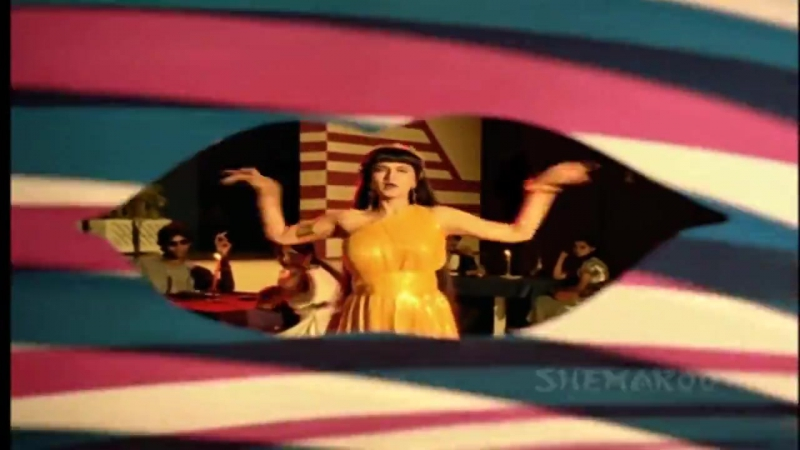 Tonite Pyar Karo-( Film-Dilwala-1986г).Песню исполняли закадровые поп-певцы-Nazia Hassan аnd Zoheb Hassan.
